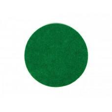 Зелёная фетровая наклейка для клюшки аэрохоккея Artmann 96 мм