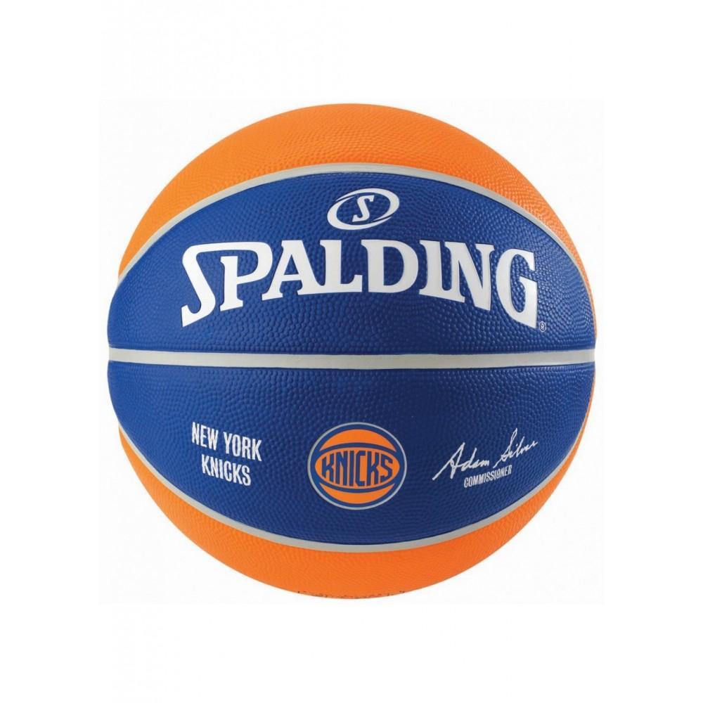 Баскетбольный мяч Spalding NBA Team NY Knicks Размер 7