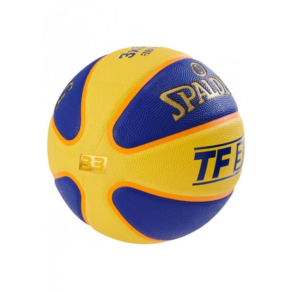 Баскетбольный мяч Spalding TF-33 Outdoor FIBA Размер 6