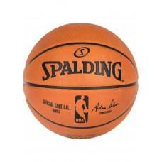 Баскетбольный мяч Spalding NBA Game Ball Размер 7
