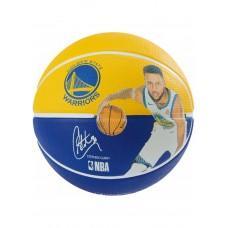 Баскетбольный мяч Spalding NBA Player Ball Stephen Curry Размер 7