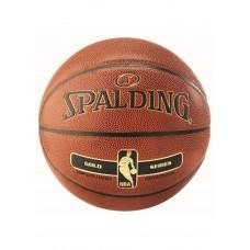 Баскетбольный мяч Spalding NBA Gold Indoor/Outdoor Размер 7