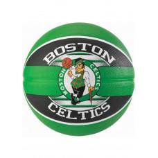 Баскетбольный мяч Spalding NBA Team Boston Celtics Размер 7