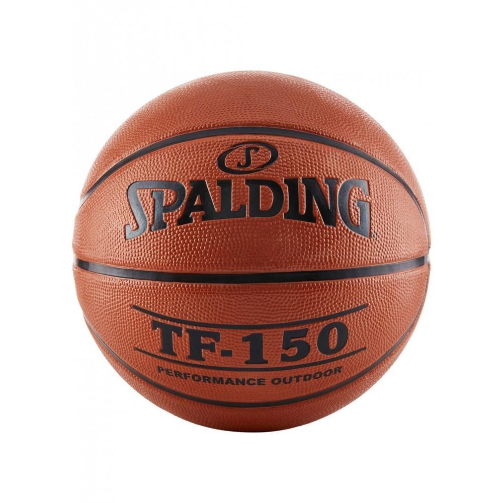 Баскетбольный мяч Spalding TF-150 Outdoor FIBA Logo Размер 5