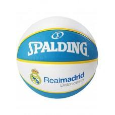 Баскетбольный мяч Spalding EL Team Real Madrid Размер 7