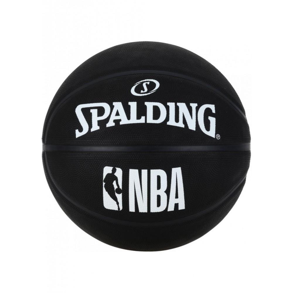 Баскетбольный мяч Spalding NBA Black Размер 7