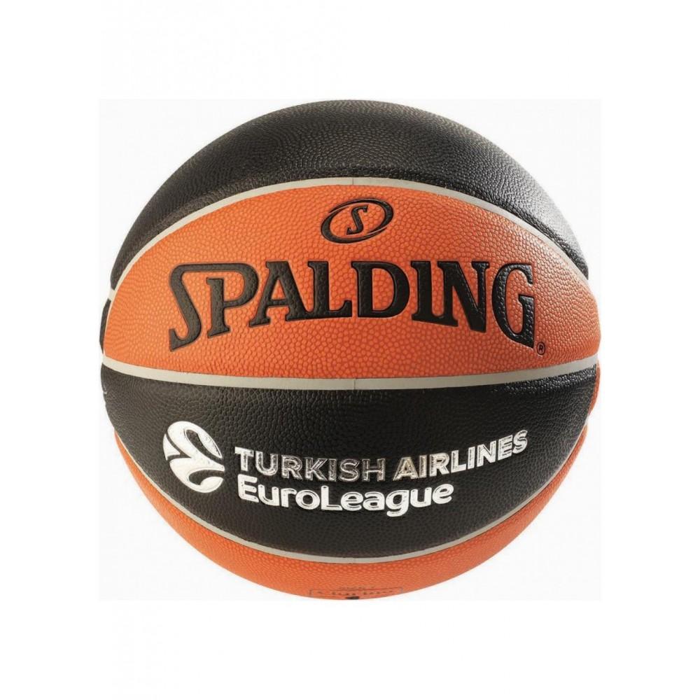 Баскетбольный мяч Spalding Euroleague TF -1000 Legacy Размер 7