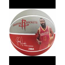 Баскетбольный мяч Spalding NBA Player James Harden Размер 7