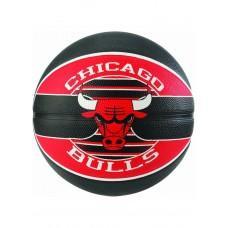 Баскетбольный мяч Spalding NBA Team Chicago Bulls Размер 7