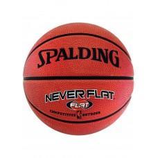 Баскетбольный мяч Spalding Neverflat Outdoor Размер 7