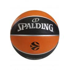 Баскетбольный мяч Spalding Euroleague TF-150 Outdoor Размер 7