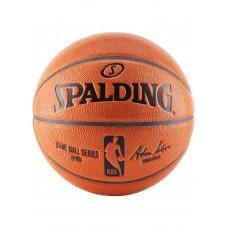 Баскетбольный мяч Spalding NBA Game Ball Replica Indoor/Outdoor Размер 7