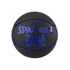 Баскетбольный мяч Spalding NBA Highlight Black/Blue Размер 7