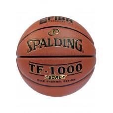 Баскетбольный мяч Spalding TF-1000 Legacy FIBA Размер 7