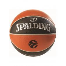 Баскетбольный мяч Spalding Euroleague TF-500 Indoor/Outdoor Размер 7