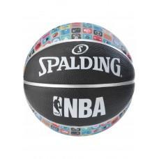 Баскетбольный мяч Spalding NBA Team Collection Outdoor Размер 7
