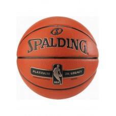 Баскетбольный мяч Spalding NBA Platinum ZK Legacy Размер 7