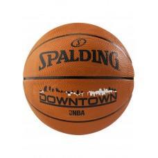Баскетбольный мяч Spalding Downtown Orange Размер 7