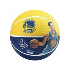 Баскетбольный мяч Spalding NBA Player Stephen Curry Размер 7