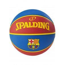 Баскетбольный мяч Spalding EL Team FC Barcelona Размер 7