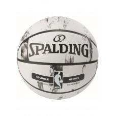 Баскетбольный мяч Spalding NBA Marble Multi-Color Outdoor Размер 7