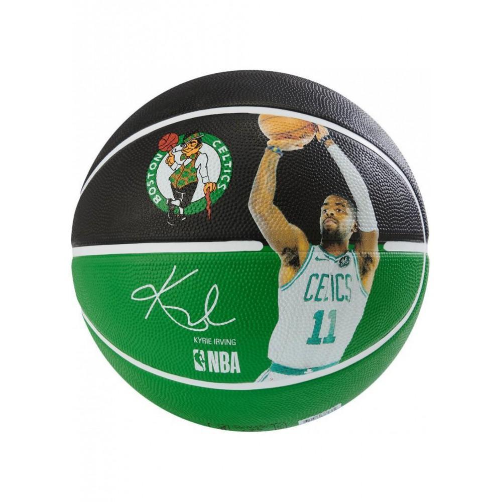 Баскетбольный мяч Spalding NBA Player Ball Kyrie Irving Размер 7