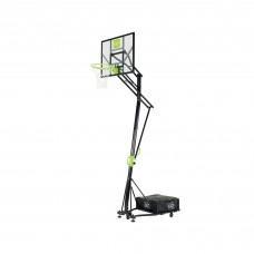 Мобильная баскетбольная стойка Exit Galaxy Green