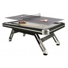 Бильярдный стол Prato 7 футов с теннисной крышкой