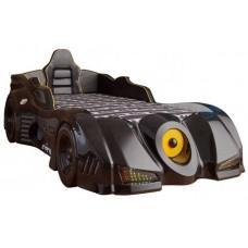 Детская кровать машина Бэтменмобиль 190 x 90 см, черная