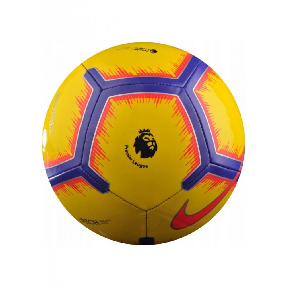 Футбольный мяч Nike Premier League Pitch SC3597-710 Размер 5