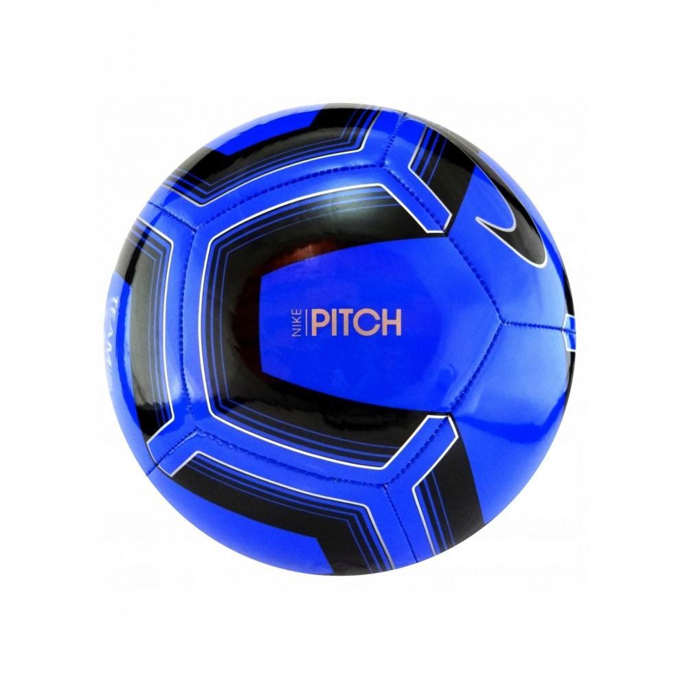 Футбольный мяч Nike Pitch Training SC3893-410 Размер 5