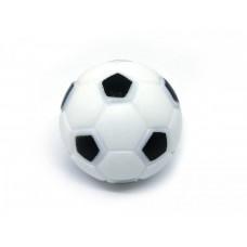 Черно-белый мячик для настольного футбола Artmann 32 мм