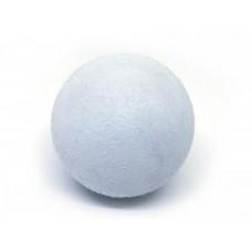 Белый ворсистый мячик для настольного футбола Artmann 36 мм