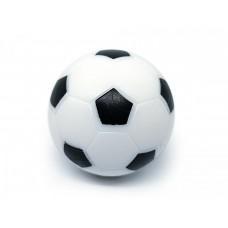 Черно-белый мячик для настольного футбола Artmann 36 мм