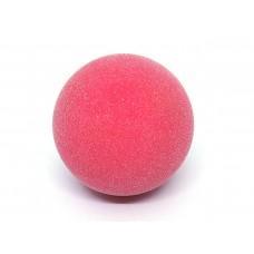 Розовый ворсистый мячик для настольного футбола Artmann 36 мм