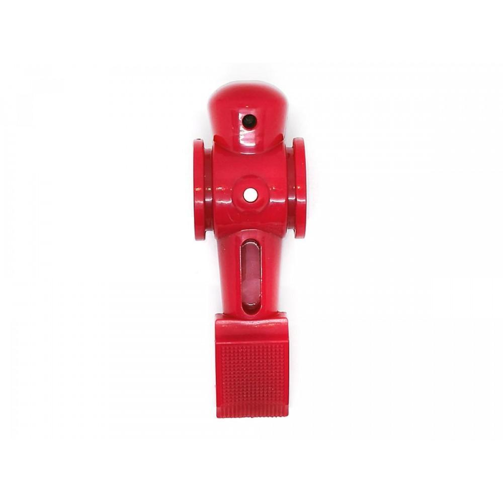 Футболист для настольного футбола Artmann Robot 15,8 мм красный