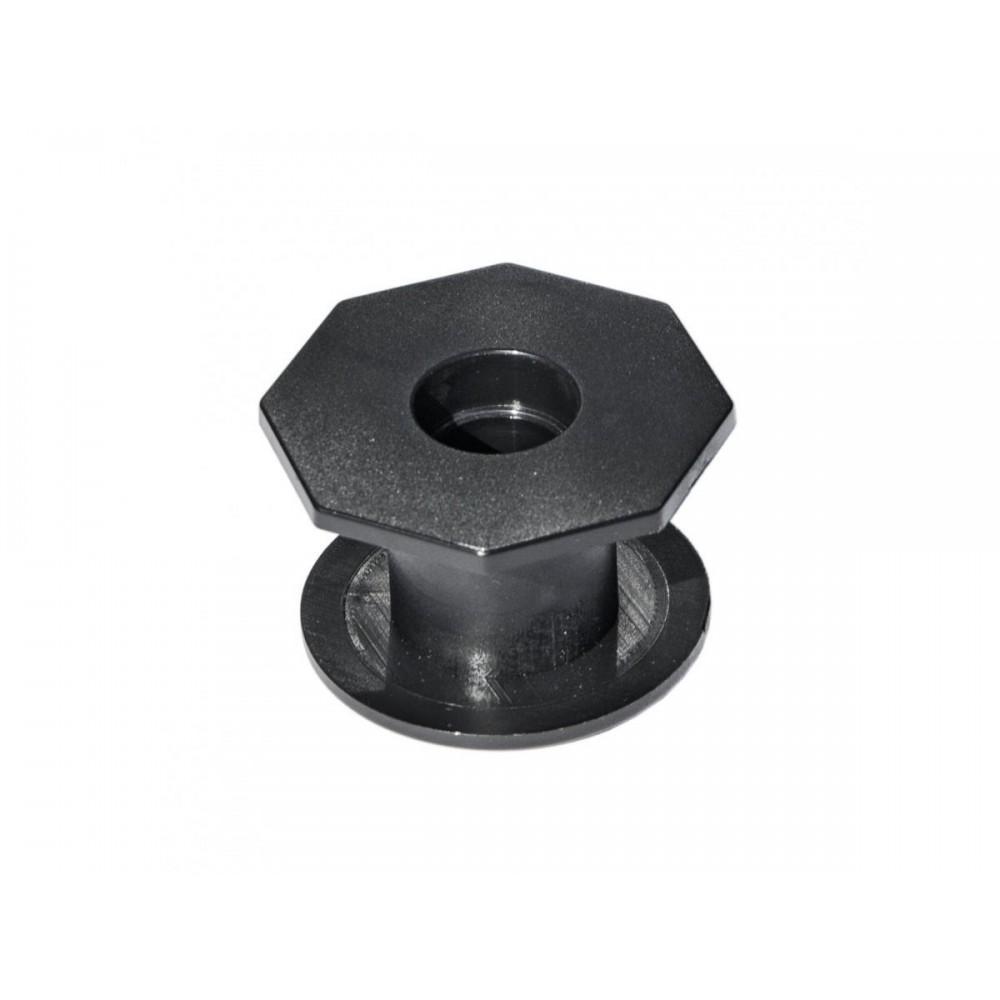 Восьмигранная втулка для футбольного стола 15,8 мм на борт 30 мм