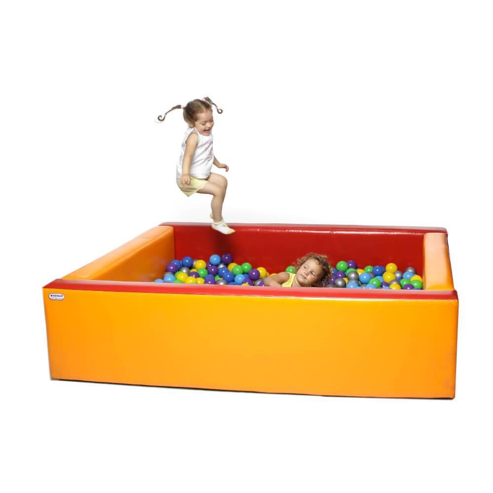 "Сухой бассейн Kidigo ""Прямоугольник"" 2"