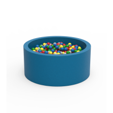 "Сухой бассейн с шариками Kidigo ""Lucky"" Blue Круг"