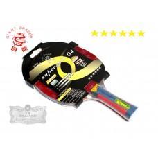 Ракетка для настольного тенниса Giant Dragon SuperSpin 6*