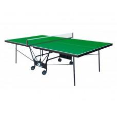 Теннисный стол GSI-Sport Compact Strong Green