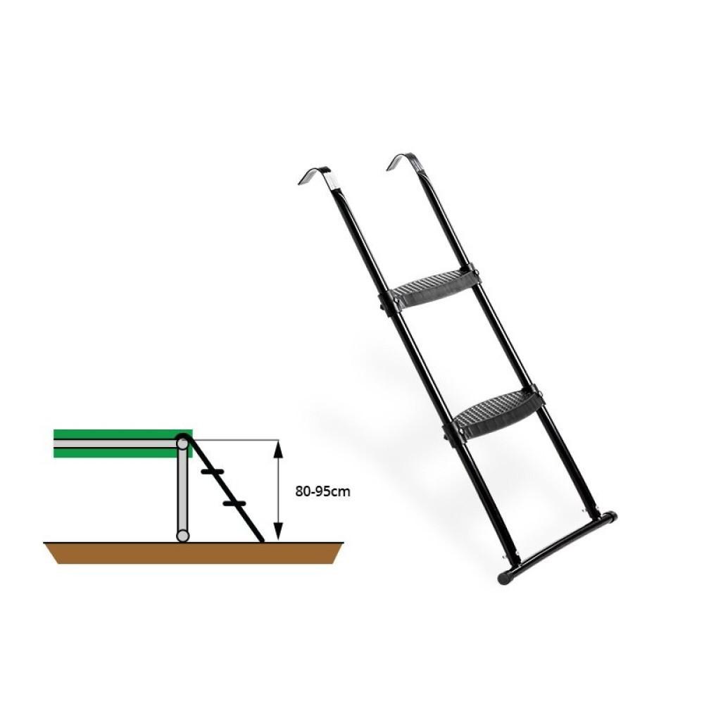 Лестница для батута Exit 80-95 см