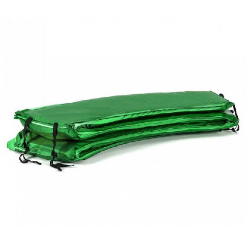 Защитный мат на пружины Hop-Sport 366 см