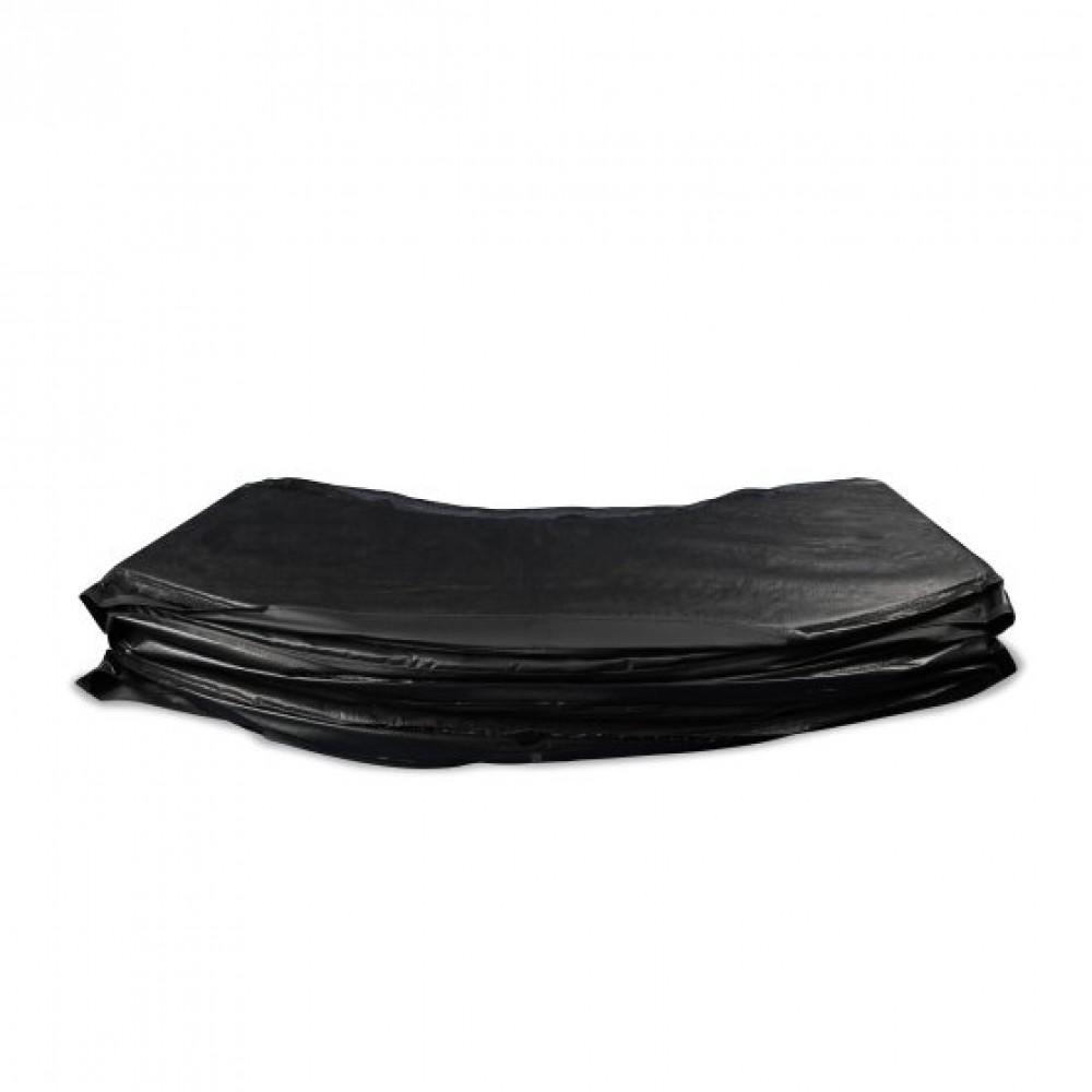 Защитное покрытие на пружини Kidigo Vip Black для батута 304 см