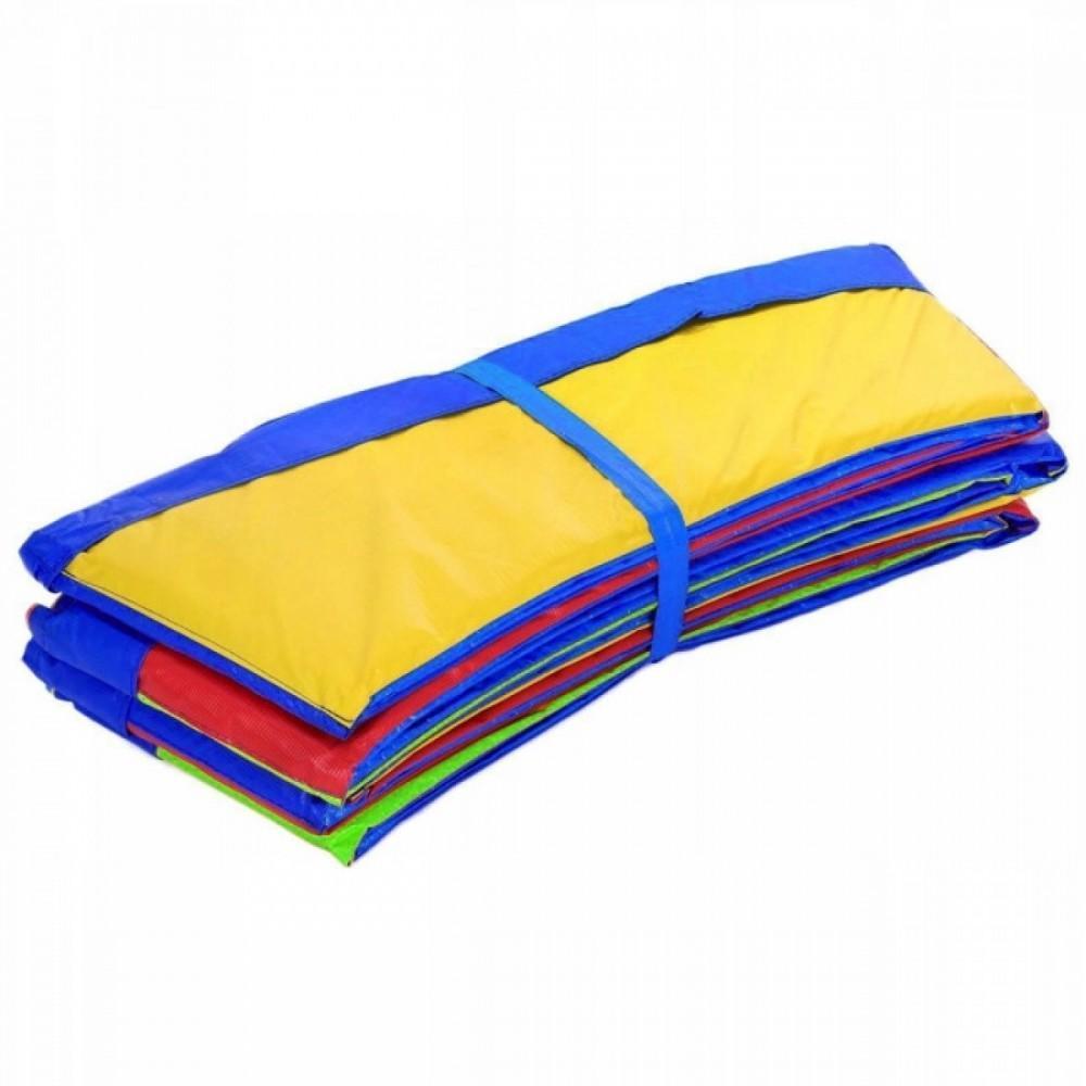 Защитный край для батута Springos 244-252 см Multicolor