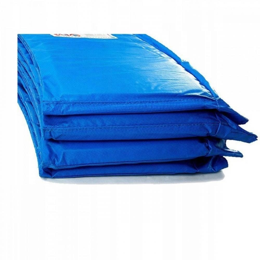 Защитный край для батута Springos 244-252 см Blue