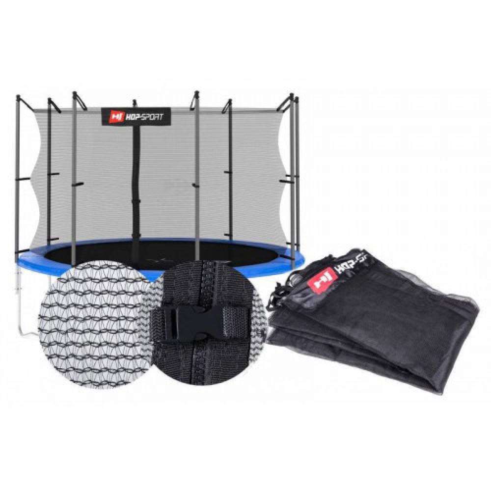 Внутренняя сетка для батута Hop-Sport 366 см на 8 стоек