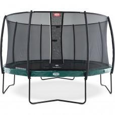 Батут Berg Elite Green 430 см с сеткой Deluxe