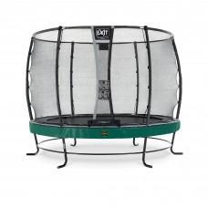 Батут Exit Elegant Premium Green 305 см с сеткой Deluxe