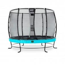 Батут Exit Elegant Premium Blue 305 см с сеткой Deluxe